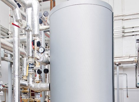 Heat pump water systems